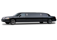 Stretch Limo Lincon Towncar for Airport
