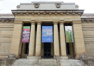 museum of art, Ann Arbor